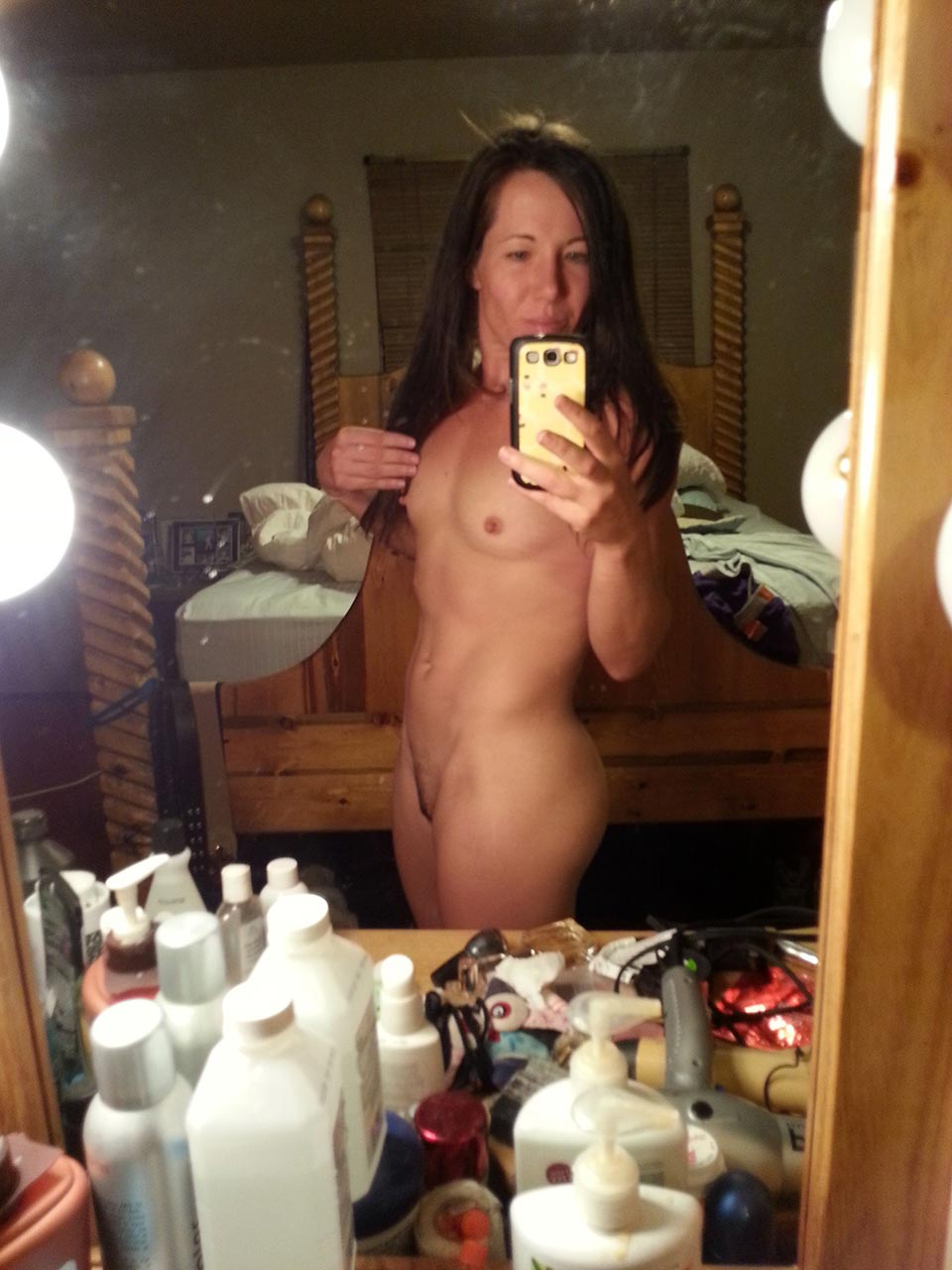 Bbw wife nude shower