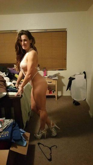 Miesha Tate Nude LEAKED Photos & Sex Tape 28