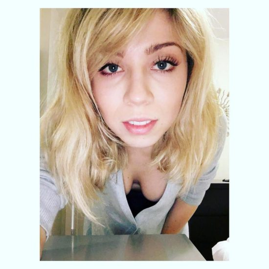 Jennette Mccurdy Nude Leaked & Feet Photos and Porn 9