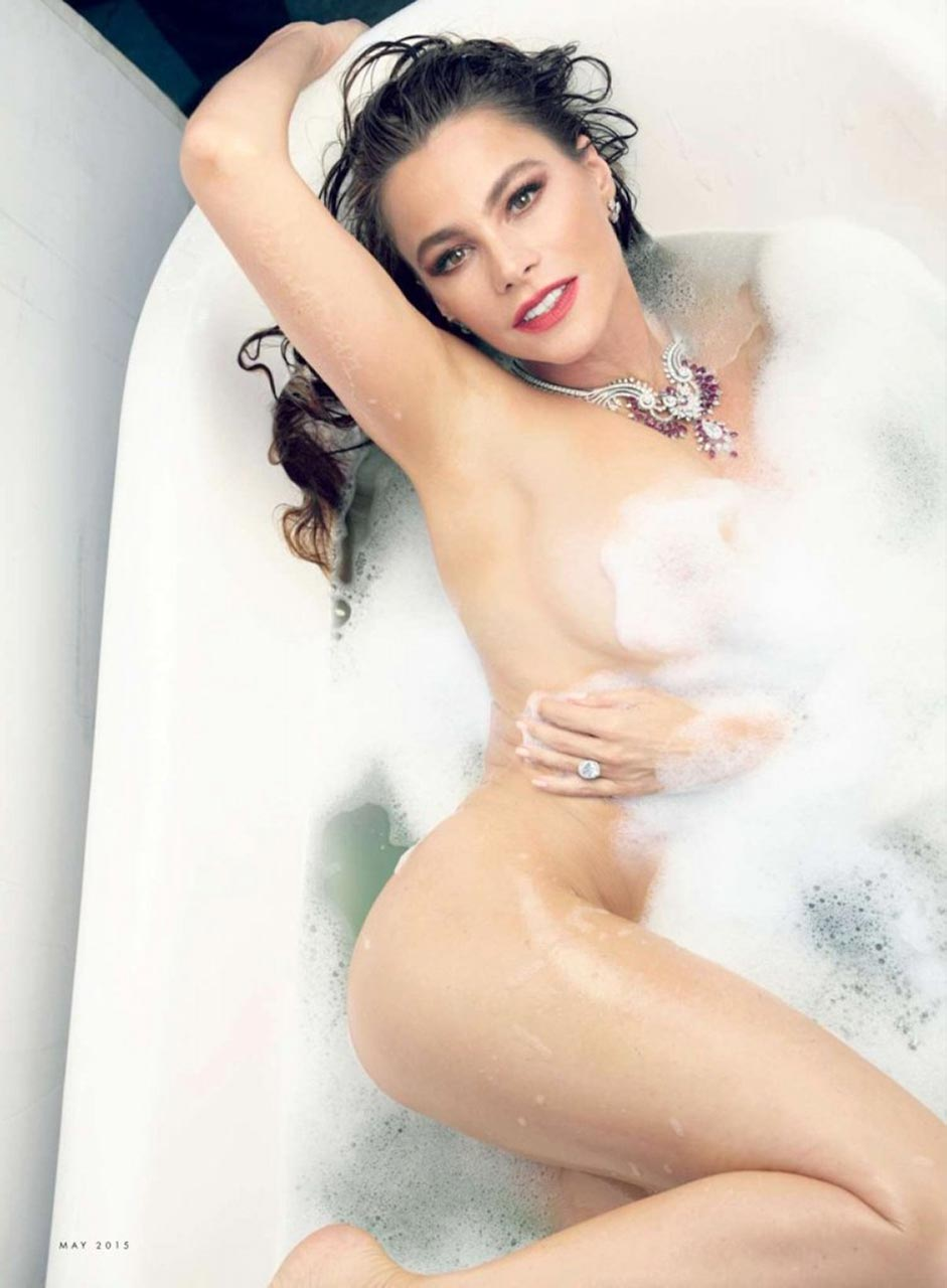 Sofia nude vergara video sexy