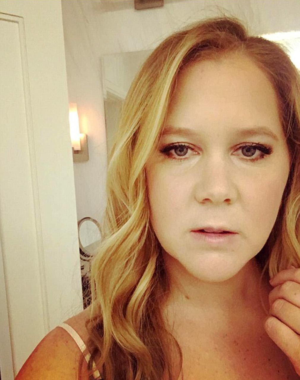 Fat Stand Up Comedian Amy Schumer Nude & Private Selfies