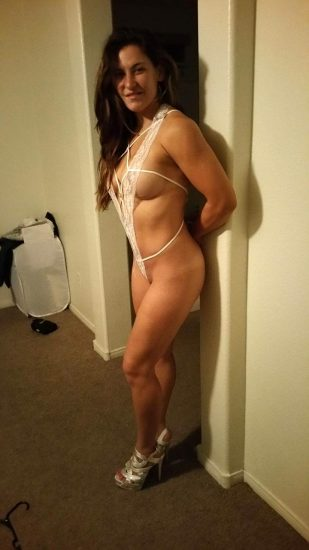 Miesha Tate Nude LEAKED Photos & Sex Tape 35