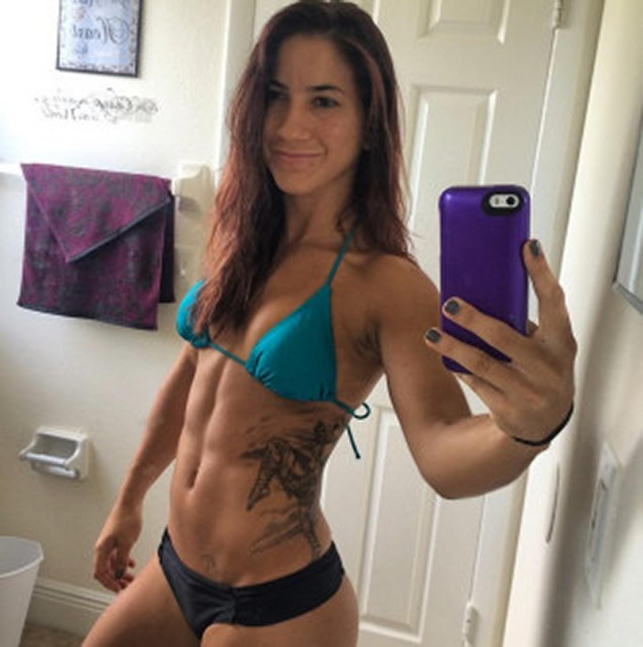 Angela Magana Uncensored ufc fighter tecia torres leaked nude photos - scandal planet