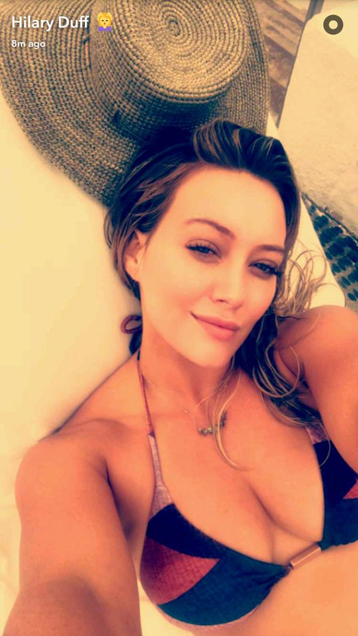 Join. was Hilary duff full nude