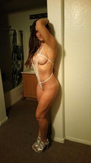 Miesha Tate Nude LEAKED Photos & Sex Tape 37