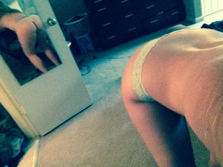 Jennette McCurdy ass on leaked pics