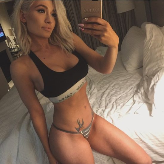 Scarlett Bordeaux Nude Photos and Leaked Porn Video 8