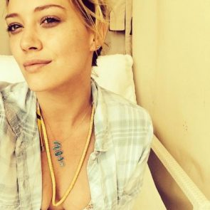 Hilary Duff Nude Leaked Pics and PORN video CONFIRMED 18
