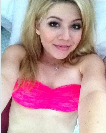 Jennette Mccurdy Nude Leaked & Feet Photos and Porn 4