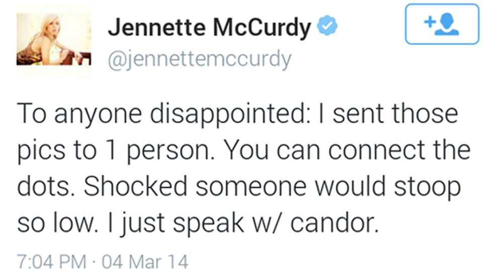 Jennette Mccurdy Nude Leaked & Feet Photos and Porn 2