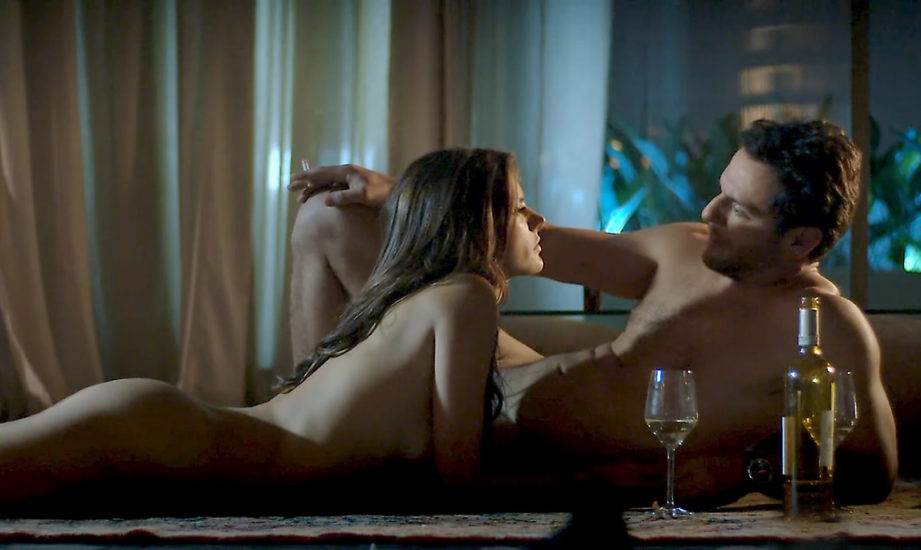 Alessandra Ambrosio Nude Boobs And Butt In Verdades Secretas Series