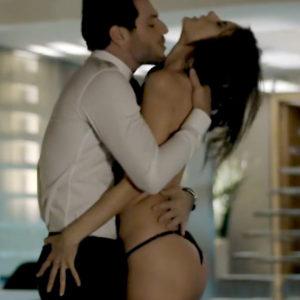 Alessandra Ambrosio Nude Sex Scene In Verdades Secretas Series