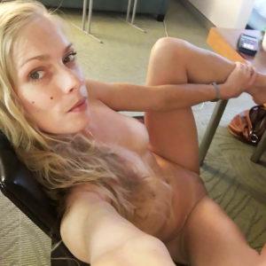 Chelsea Teel Leaked Nude & Masturbation With High Heel Photos