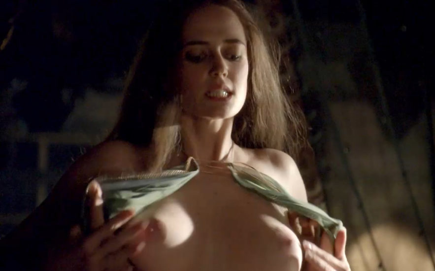 Eva green blowjob scene