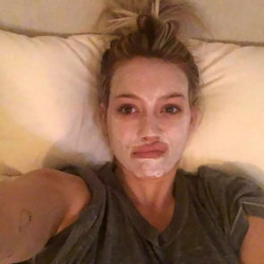 Hilary Duff Nude Leaked Pics and PORN video CONFIRMED 14