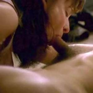 Kerry Fox Blowjob Scene From 'Intimacy' Movie