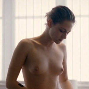 Kristen Stewart Nude Boobs In Personal Shopper Movie