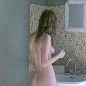 Melanie Laurent nude ass scene