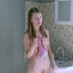 Melanie Laurent naked pussy video