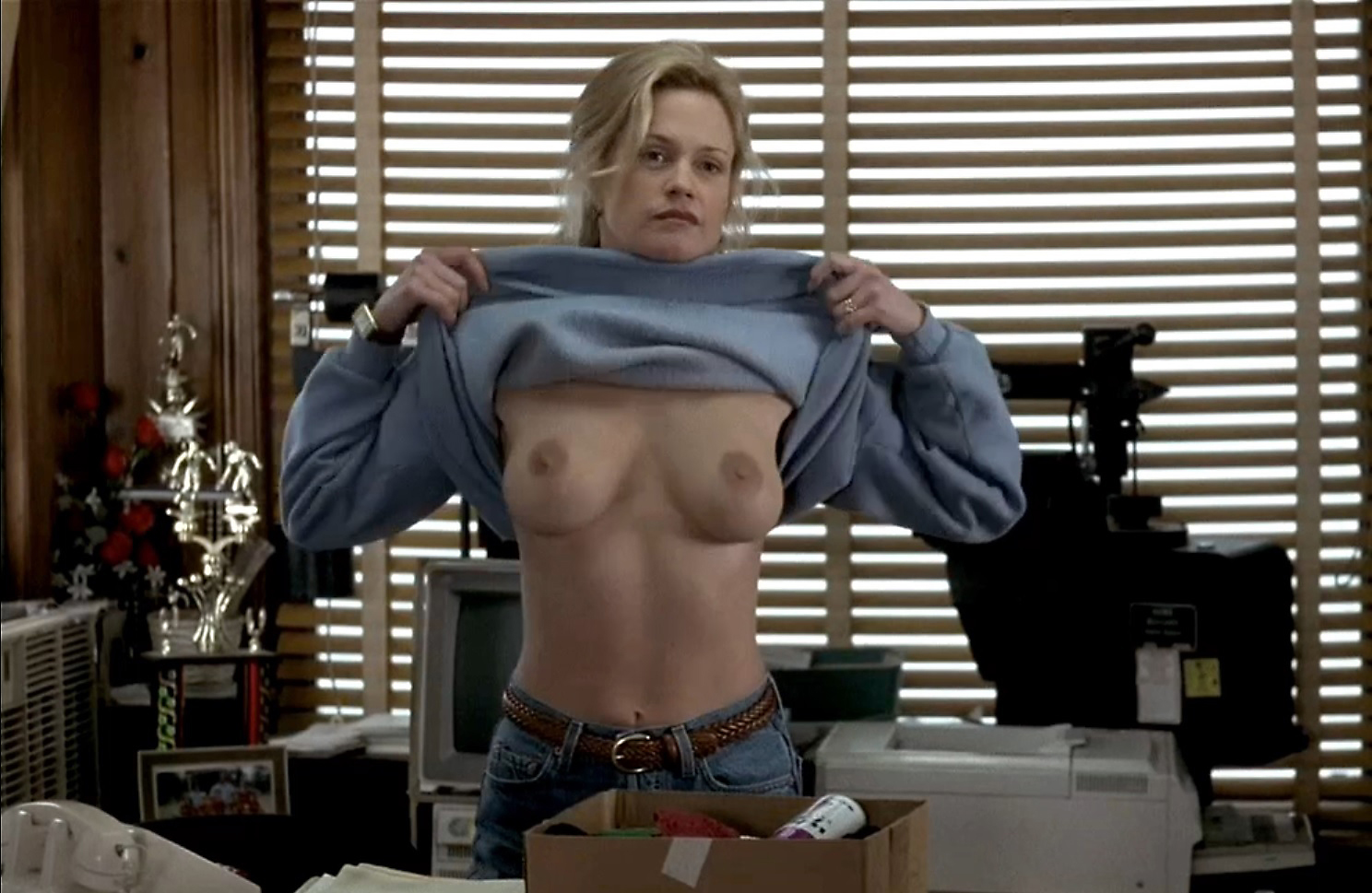 Melanie griffith nude boobs something wild movie nudes (24 pic)