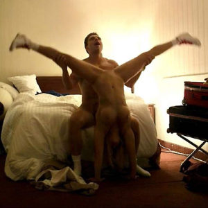 Melissa Rauch Nude Gymnastic Sex Scene In 'The Bronze' Movie
