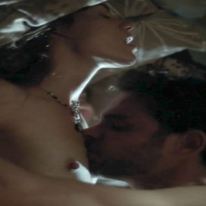 Michelle Monaghan Nude Sex Scene In Fort Bliss Movie