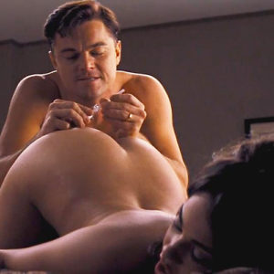 Natalie Bensel Nude Scene 'The Wolf of Wall Street'