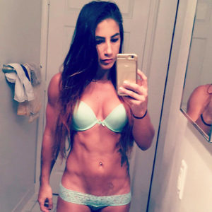 UFC Fighter Tecia Torres Leaked Nude Photos