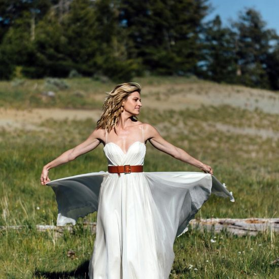 Erin Andrews hot white dress