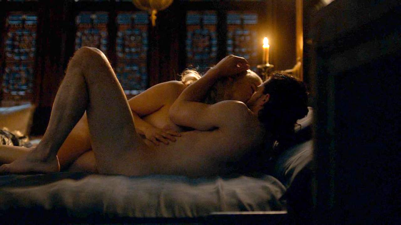 Game of thrones daenerys sex scene