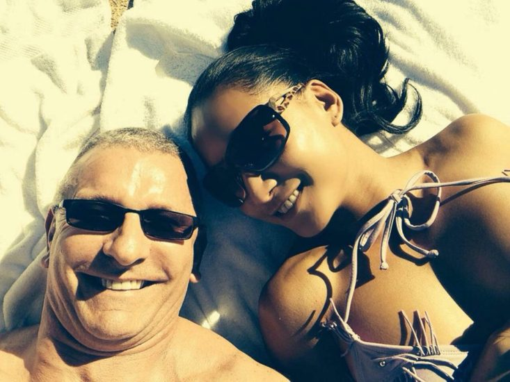 Gail Kim Nude LEAKED Pics With Robert Irvine & Cellphone Porn 35
