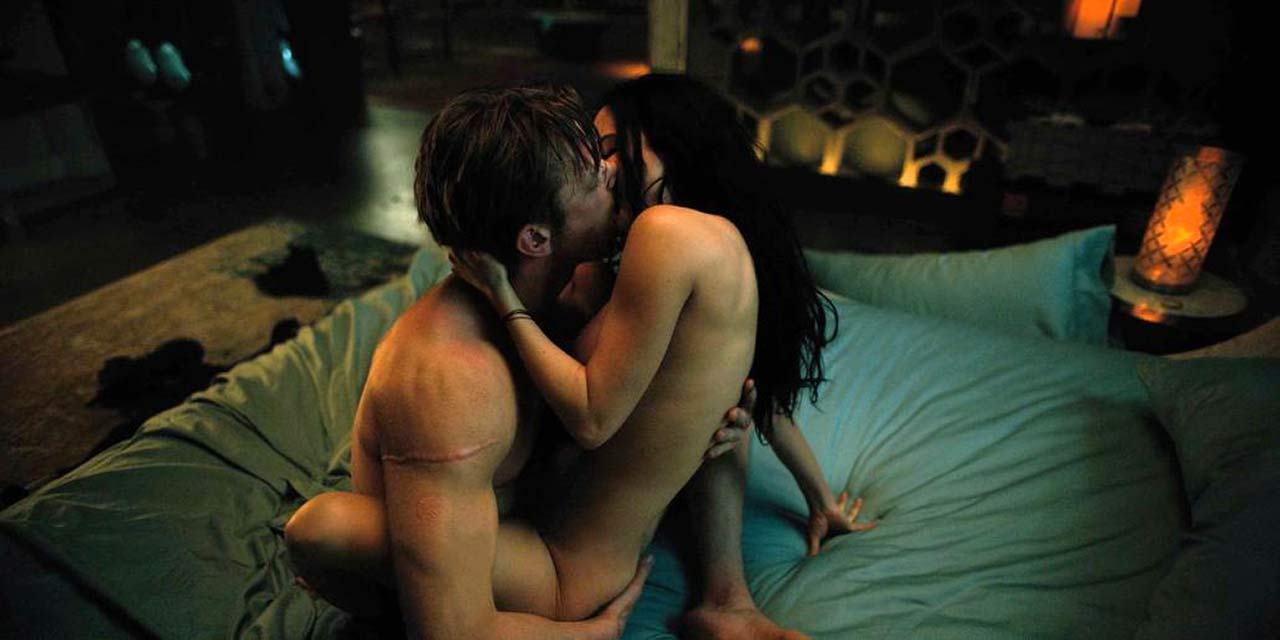 Martha higareda nude altered carbon