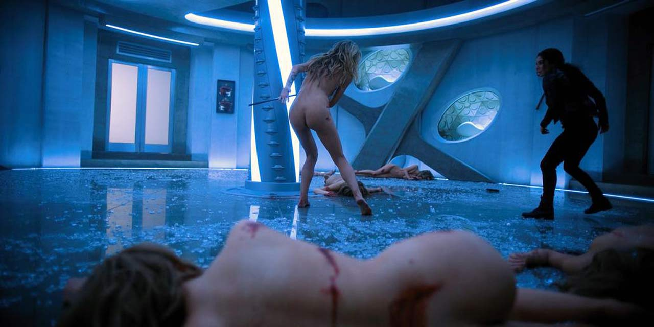 Martha higareda nude altered carbon