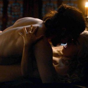 Emilia Clarke having sex