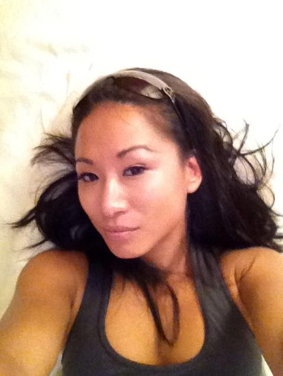 Gail Kim Nude LEAKED Pics With Robert Irvine & Cellphone Porn 16
