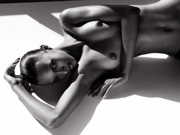Lais Ribeiro Nude ULTIMATE Collection 16