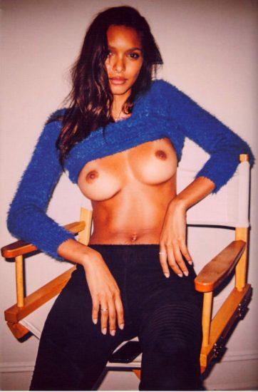 Lais Ribeiro Nude ULTIMATE Collection 29