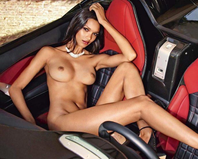 Lais Ribeiro Nude ULTIMATE Collection 5