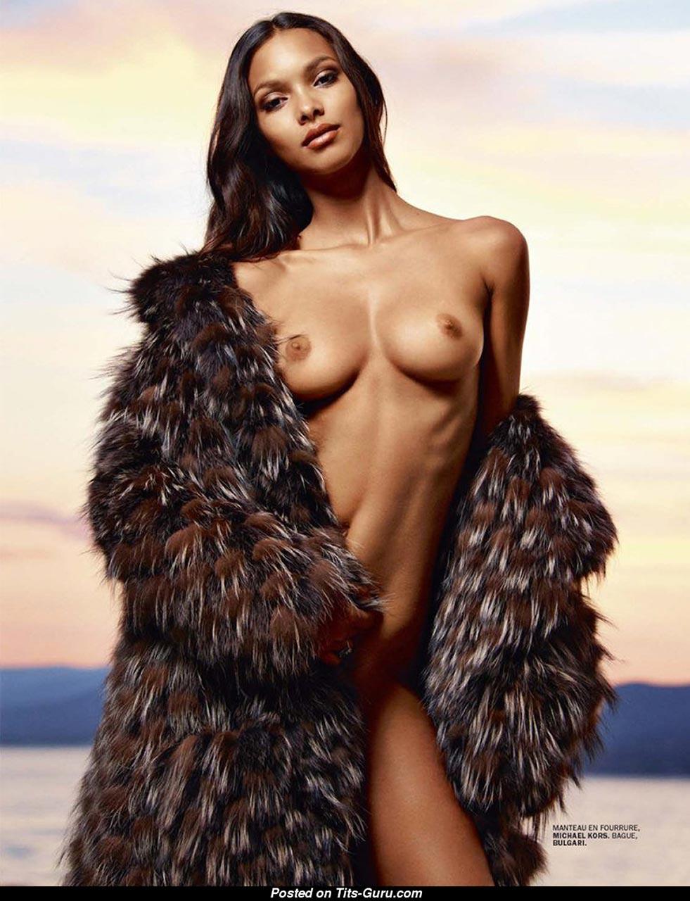Hot Boobs Lais Ribeiro naked photo 2017