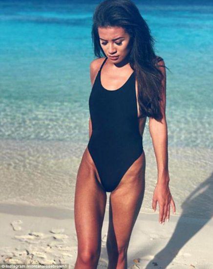 Montana Brown Nude LEAKED Photos & Bikini Collection 22