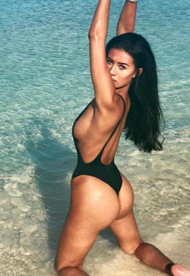 Montana Brown Nude LEAKED Photos & Bikini Collection 20