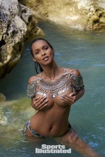 Lais Ribeiro Nude ULTIMATE Collection 34