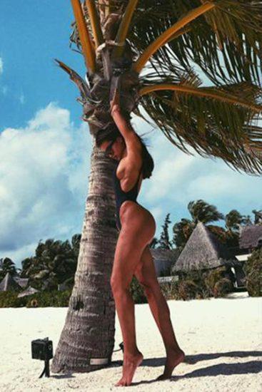 Montana Brown Nude LEAKED Photos & Bikini Collection 24