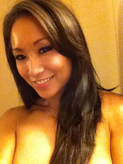 Gail Kim Nude LEAKED Pics With Robert Irvine & Cellphone Porn 13