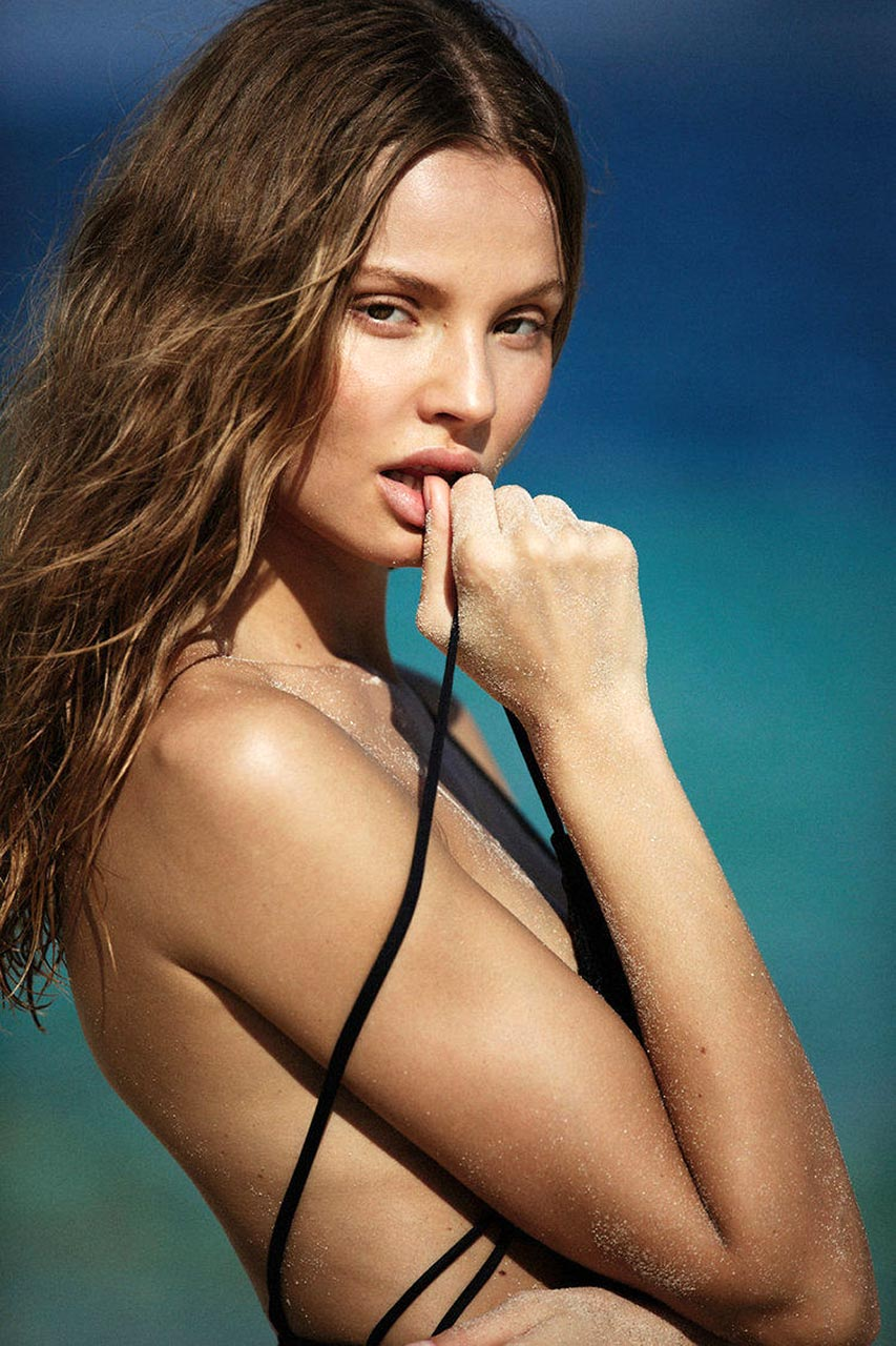 Frackowiak nackt Magdalena  Model: Magdalena