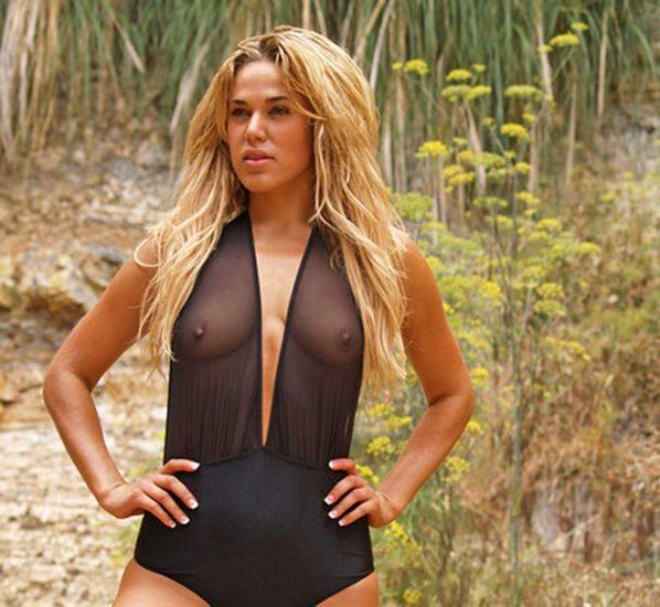 Joy nude catherine perry Lana (WWE)