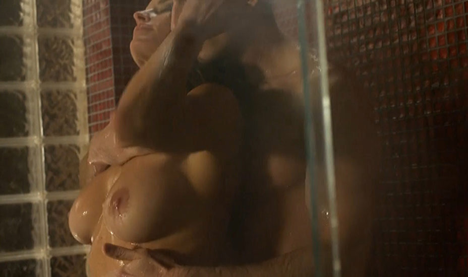 Ana Alexander Sex Into A Shower In Chemistry Series