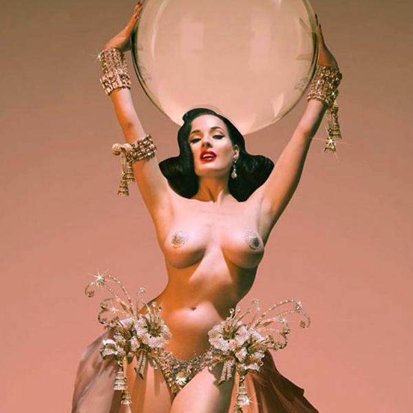 burlesque goddess dita von teese topless amp sexy pics u
