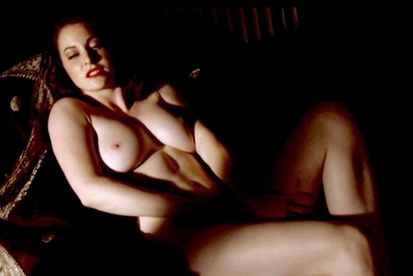 Esme Bianco Large Nude Boobs In Crowley Movie
