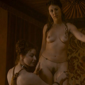 Esme Bianco And Maisie Dee Nude Scene In Game Of Thrones Series